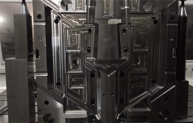 五轴深孔加工产品